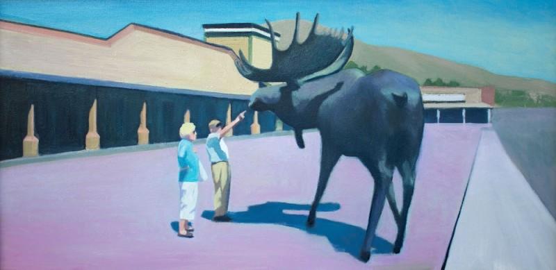 Travis Walker, Danger Moose