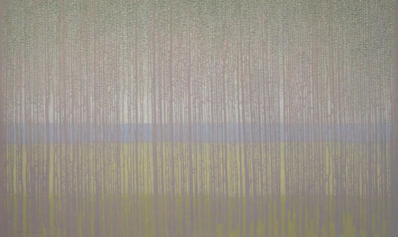 David Grossmann, Summer Aspen Patterns