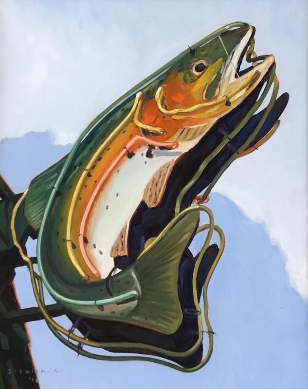 Dennis Ziemienski, Neon Trout