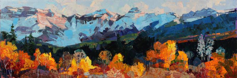 Robert Moore, Rocky Mountain Range