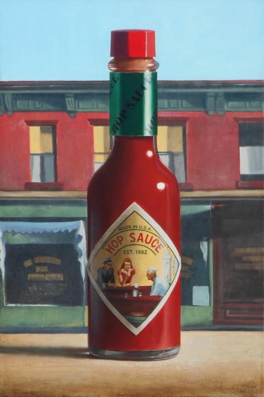 Ben Steele, Hop Sauce