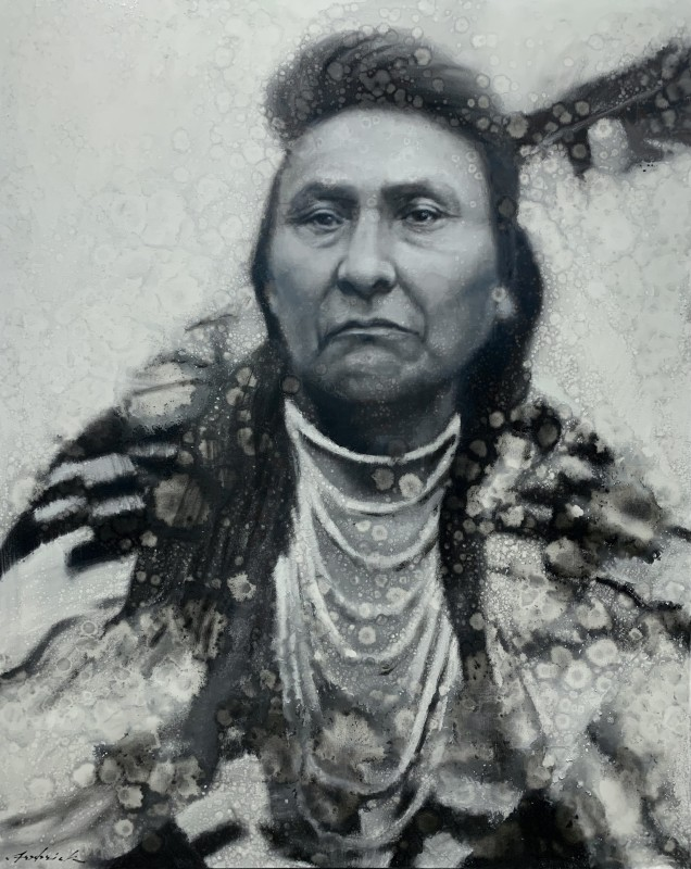David Frederick Riley, Chief Joseph