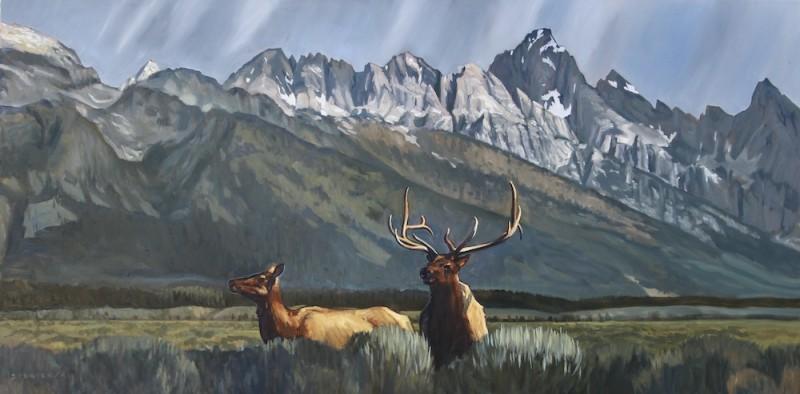 Dennis Ziemienski, Teton Royalty