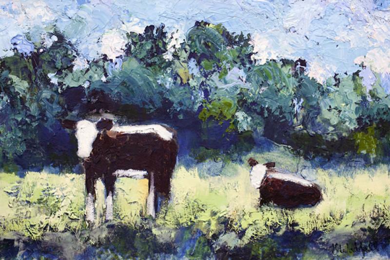 Theodore Waddell, Deer Creek Herefords #4