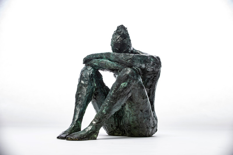 Emilio DiIorio, Stillness, 2018