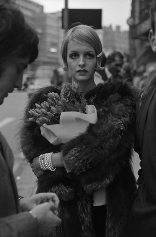 Terry O'Neill, TWIGGY, LONDON, 1967