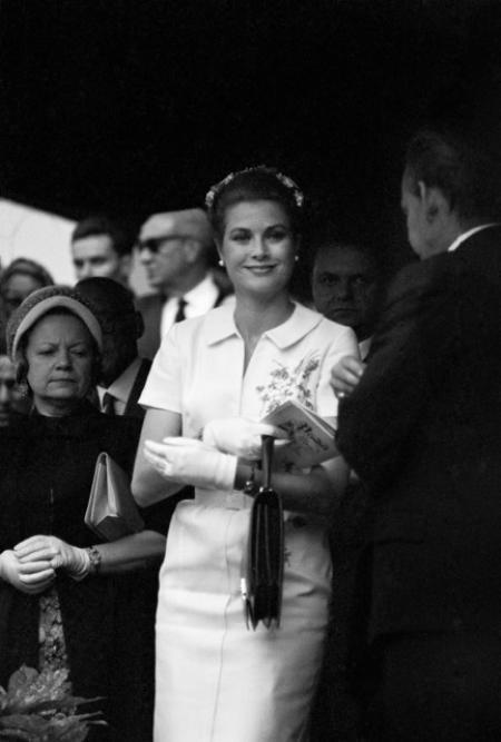 PRINCESS GRACE, MONACO, 1960