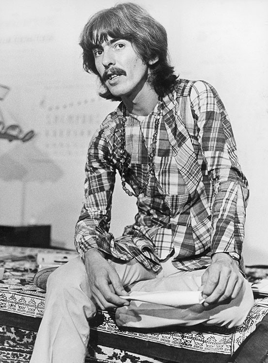 GEORGE HARRISON, LOS ANGELES, 1967
