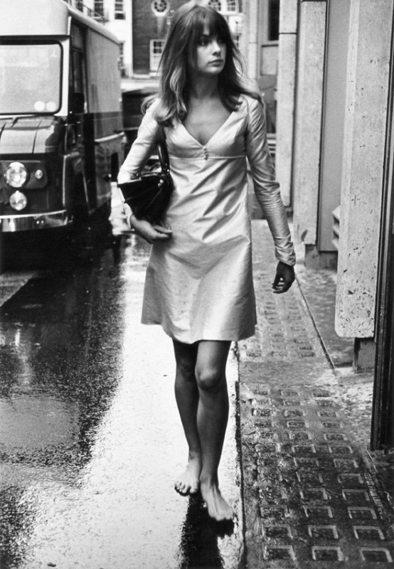 Terry O'Neill, JEAN SHRIMPTON, LONDON, 1963