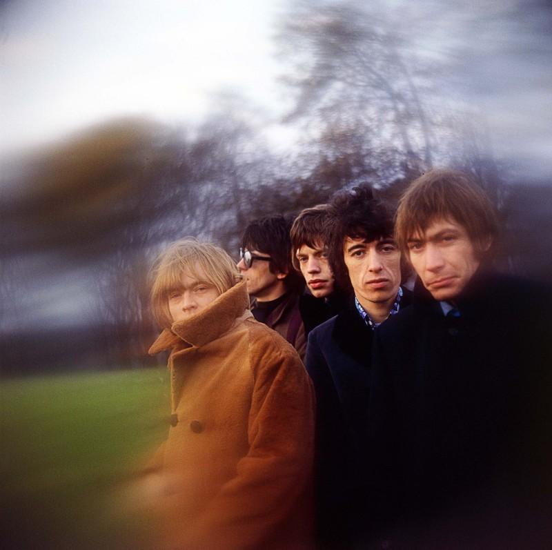 ROLLING STONES, PRIMROSE HILL, LONDON, 1966