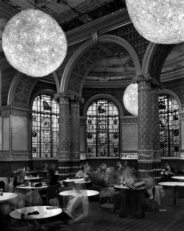 THE GAMBLE ROOM, VICTORIA AND ALBERT MUSEUM, LONDON, 2007