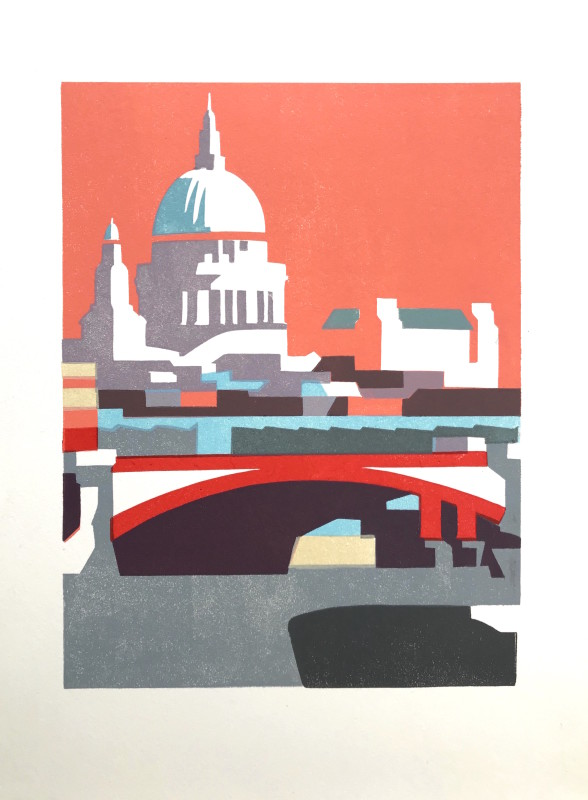 Paul Catherall RE, St Paul's II