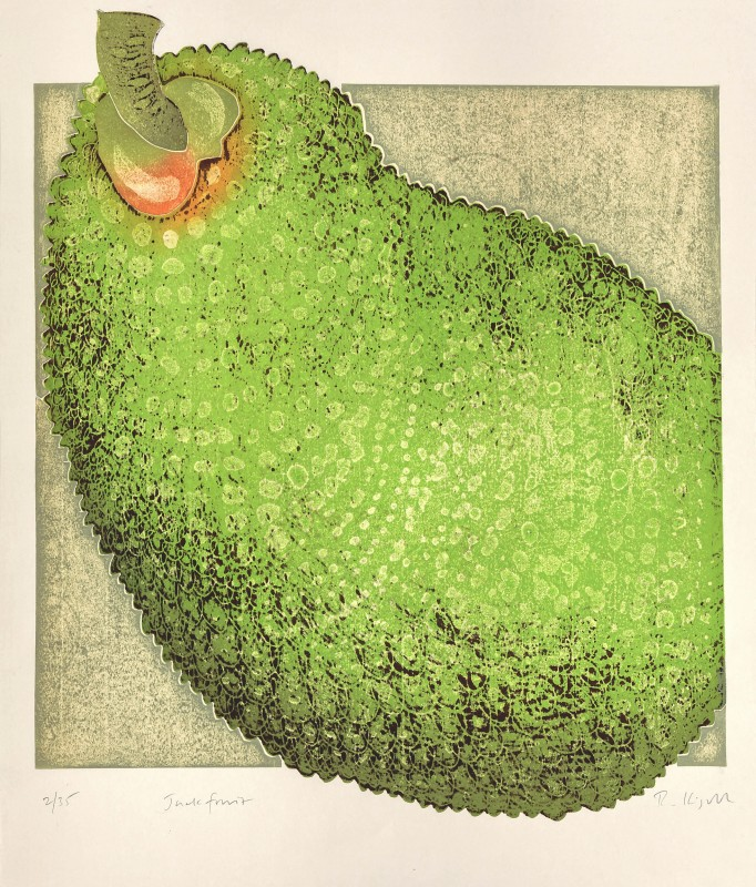 Ralph Kiggell RE, Jackfruit