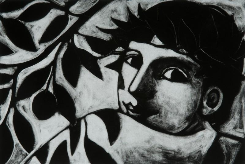 Anita Klein PPRE Hon. RWS, The Plum Tree