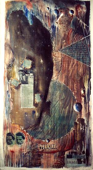 Carlos Betancourt, Eternity, 1997, 1997