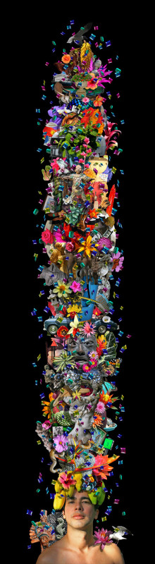 Carlos Betancourt, Totem for Light I, 2009