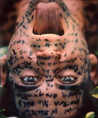Carlos Betancourt, Self Portrait with Letter to Bartolome De Las Casas, 2001, 2001