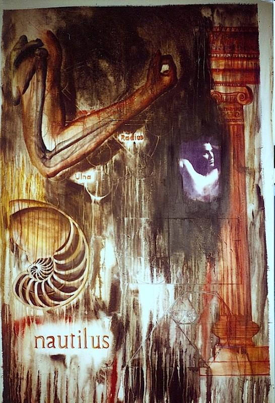 Carlos Betancourt, Nautilus, 1997, 1997