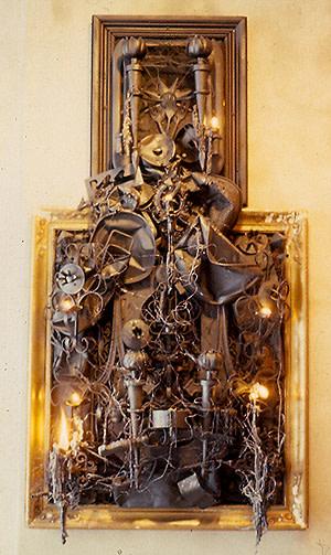 Carlos Betancourt, Assemblage VII, 1992, 1992