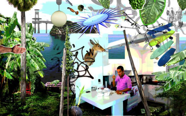 Carlos Betancourt, El Portal II, 2011, 2011