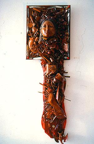 Carlos Betancourt, Assemblage VI, 1992, 1992