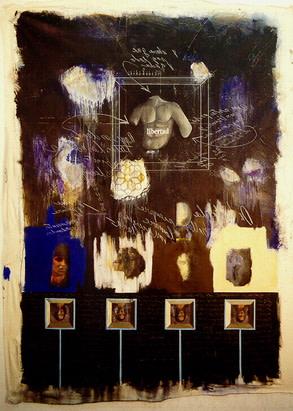 Carlos Betancourt, Untitled, Libertad, 1997, 1997