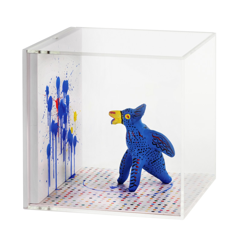 <span class=%22title%22>Blue Painter (The Father of Modern & Contemporary Art)<span class=%22title_comma%22>, </span></span><span class=%22year%22>2020</span>