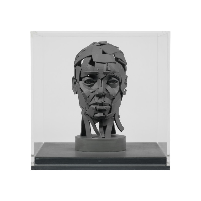 <span class=%22title%22>Study for a Portrait Sculpture<span class=%22title_comma%22>, </span></span><span class=%22year%22>2018</span>
