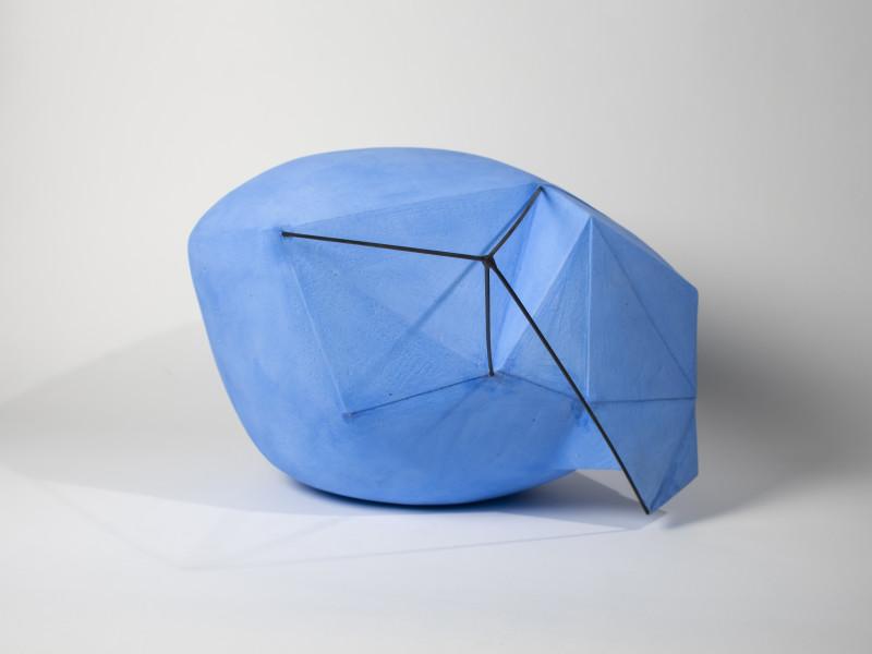 Rebecca Appleby, Blue Appendage, 2018