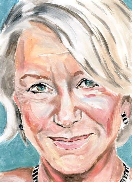 Carole Freeman, Helen Mirren , 2010
