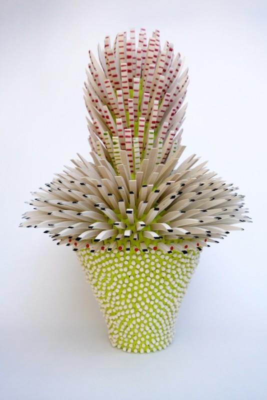 Zemer Peled, Shards Flower No. 1, 2016