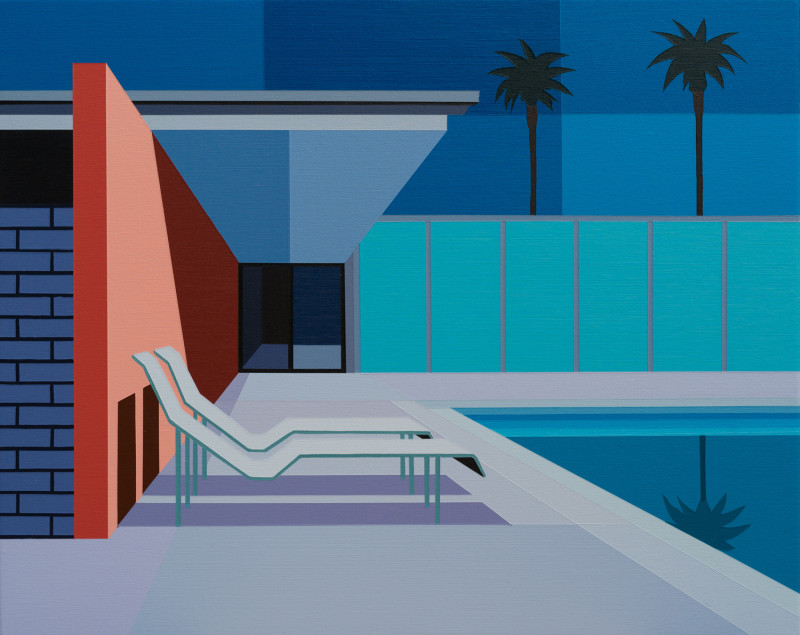 Andy Burgess, California Living, 2019