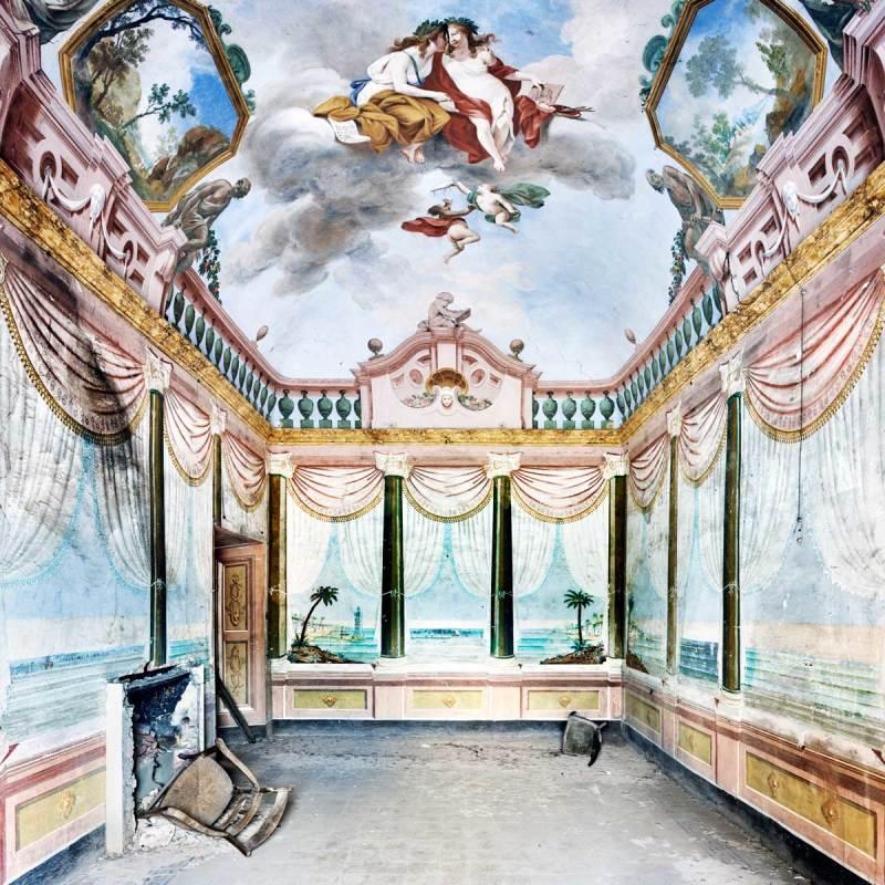 Fabiano Parisi, Il Mondo Che Non Vedo 208, 2017