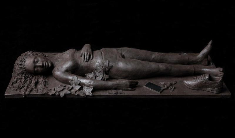Claire Partington, Sleeping Beauty, 2017