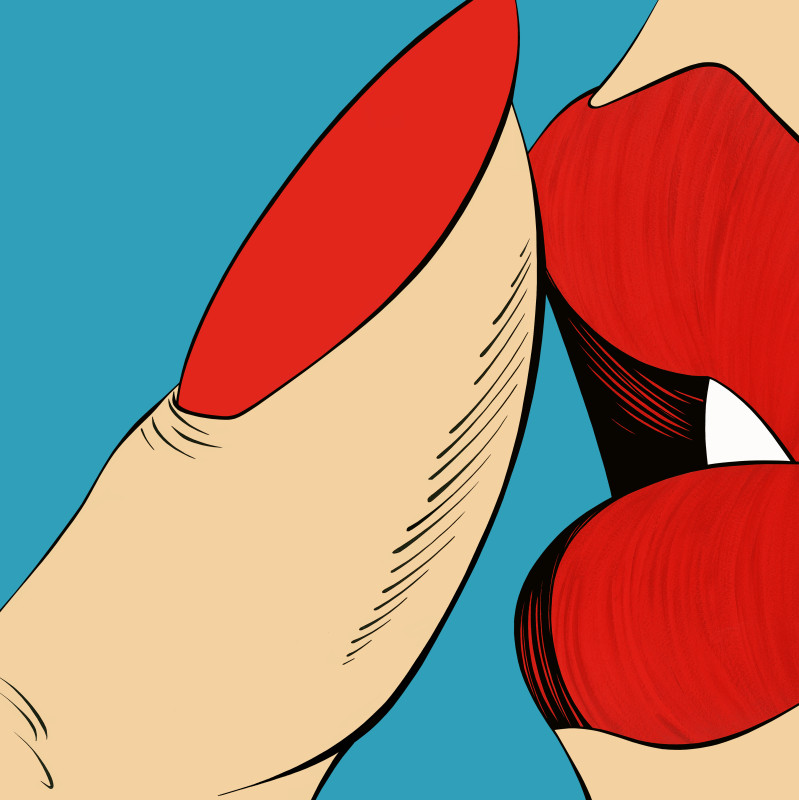 Deborah Azzopardi, Secretive, 2004