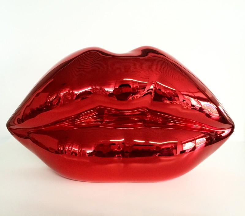 Niclas Castello, Kiss (Red), 2014