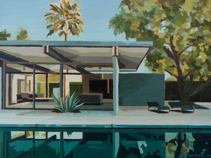 Andy Burgess, Wexler Family Home, 2019