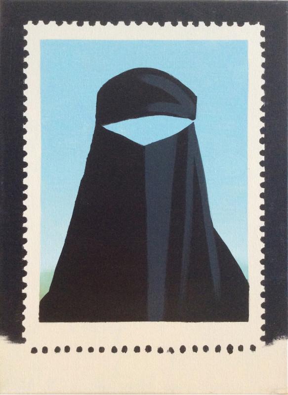 Darren Coffield, Stamp IV, 2007