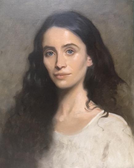 Isabella Watling, Aisha [study], 2018