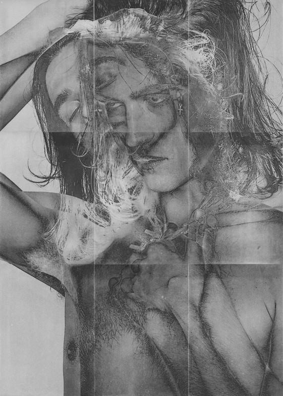 Rad Husak, Mirrored [VIII], 2018