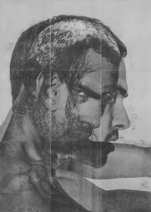 Rad Husak, Mirrored [XI], 2018