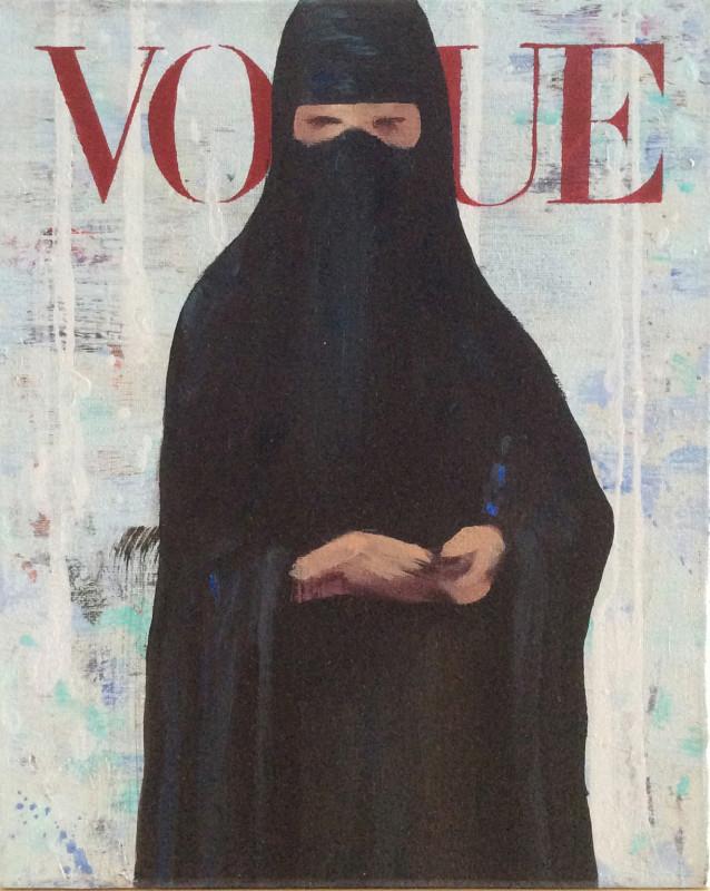 Darren Coffield, Vogue II, 2007