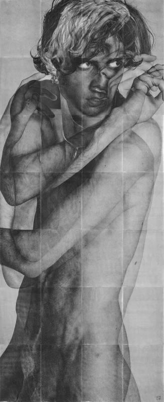 Rad Husak, Mirrored XXXIII, 2019