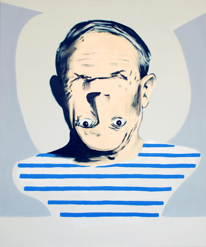 Darren Coffield, Being Pablo Picasso, 2009
