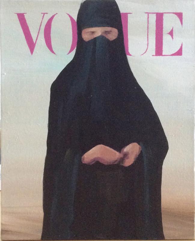 Darren Coffield, Vogue I, 2007