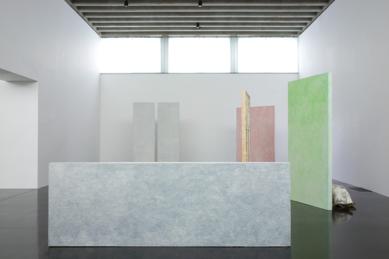 Jodie Carey, Untitled (Slabs) in