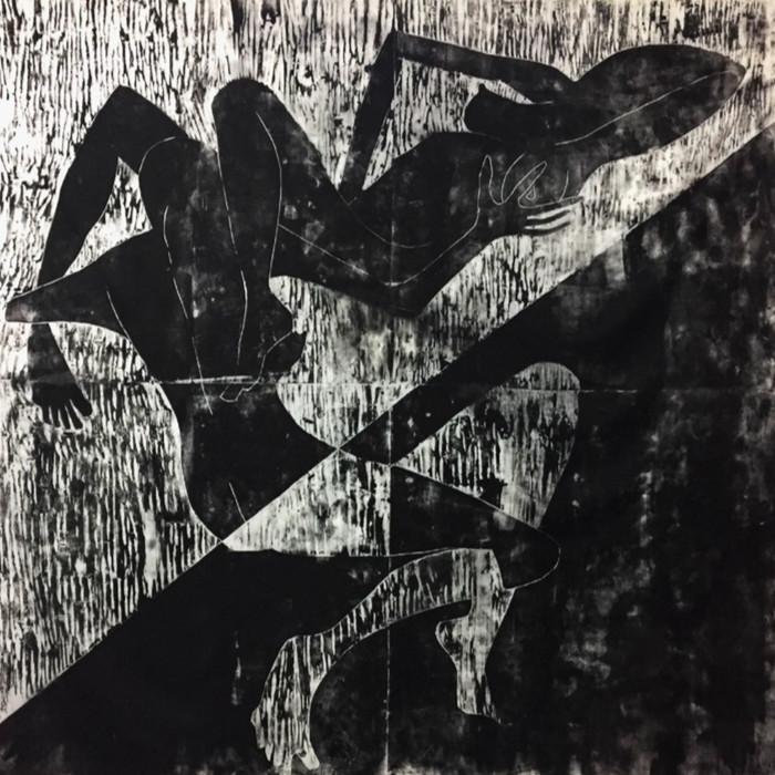 Katya Zvereva, Object of Absolute Absorption, 2017