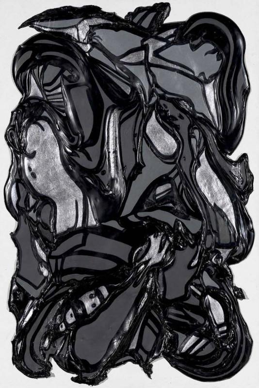 Robert Standish, Black - Silver