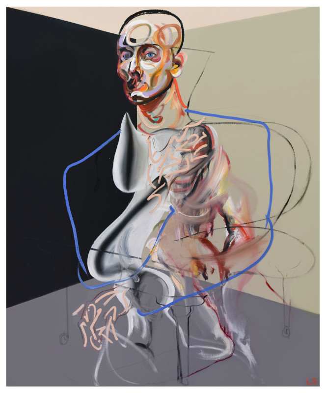 Loribelle Spirovski, Prometheus, 2017