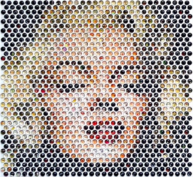 Nemo Jantzen, Pop Icons V, 2017